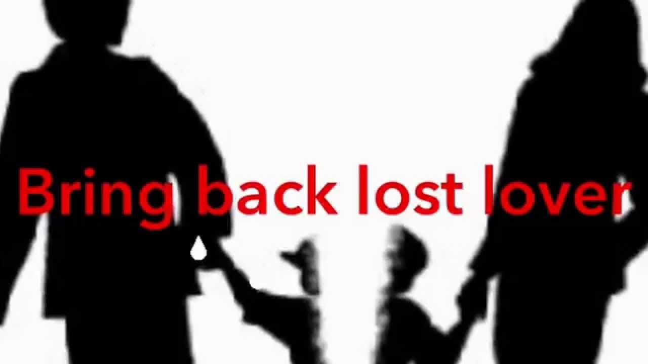 islamicwazifa - Lost Lover Spells | Islamic Wazifa